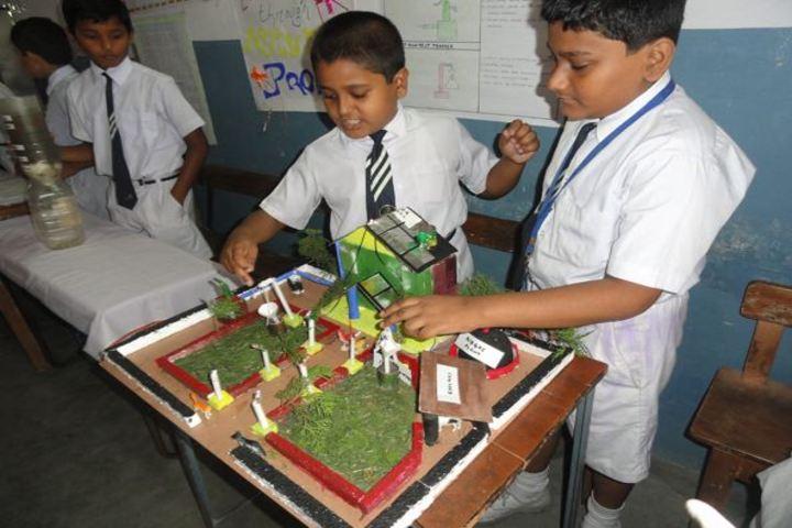 Queen Marys School-School Exhibition