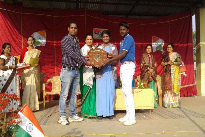 Amarvani School - Award