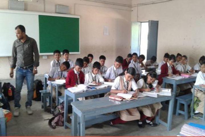 Amarvani School - Classroom