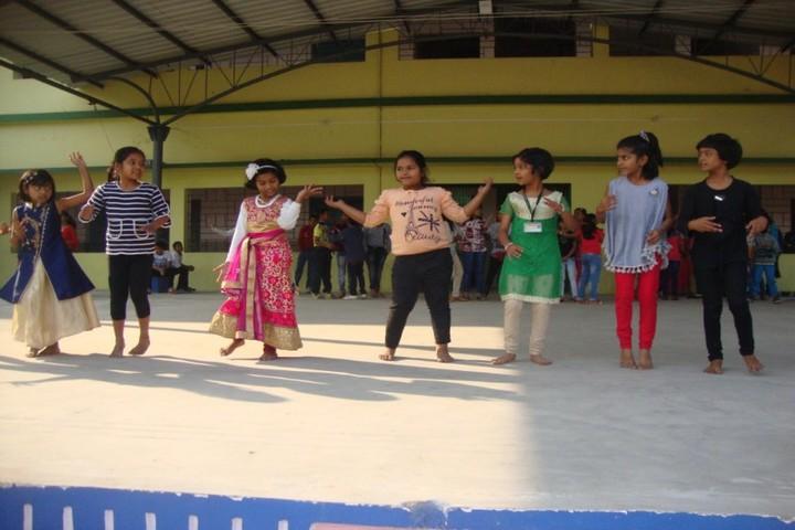 Amarvani School - Dance
