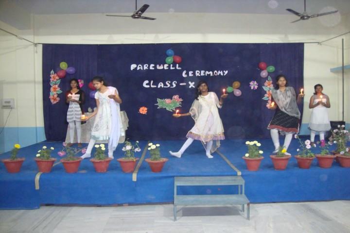 Amarvani School - Farewell