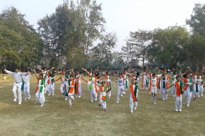 Amarvani School - Independence day