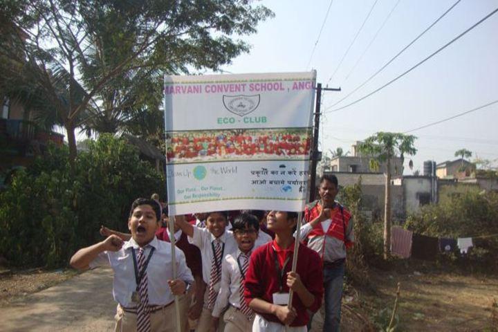 Amarvani School - Rally