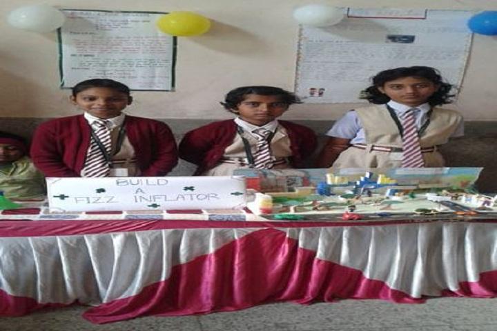 Amarvani School - School Exhibition