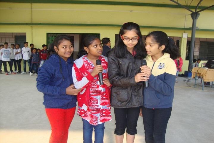 Amarvani School - Singing
