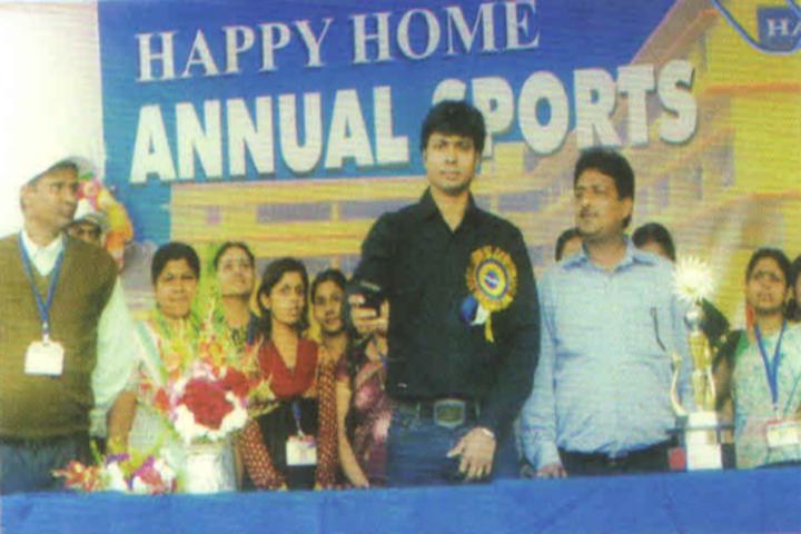 Happy Home School-Annual Sports