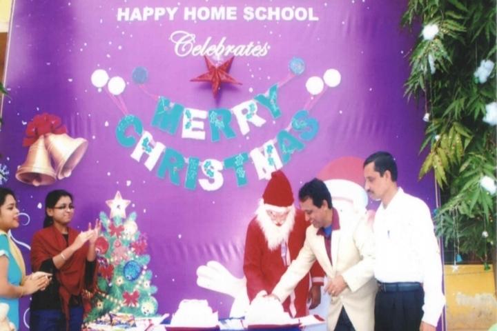 Happy Home School-Christmas Celebrations