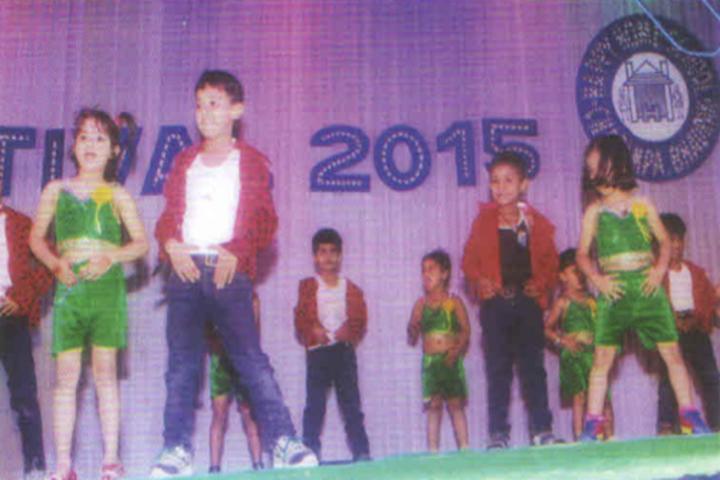 Happy Home School-Dance