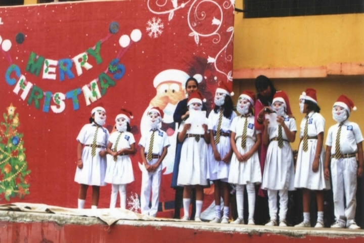 Happy Home School-Singing