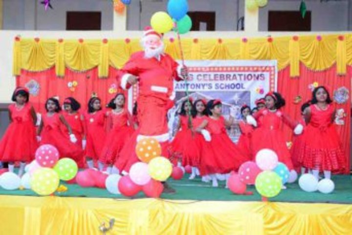 St Antonys School-Christmas Celebrations
