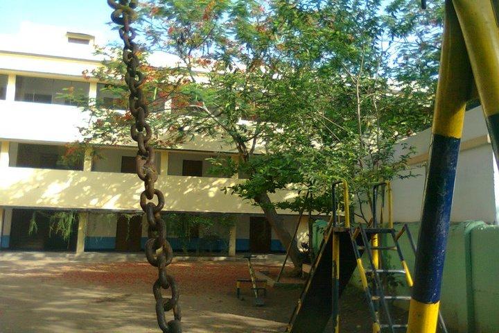 St Antonys School-Ground