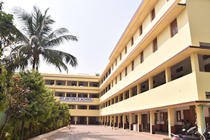 St Antonys School-School Building