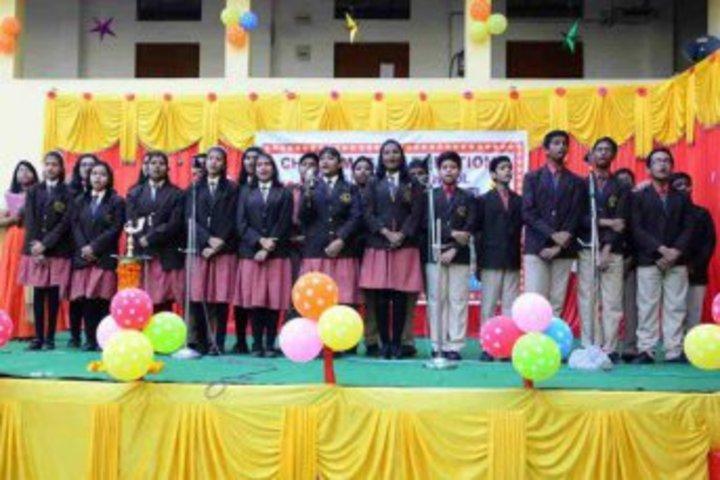 St Antonys School-Singing