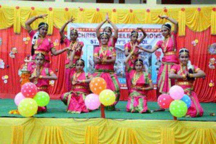 St Antonys School-Traditional Dance