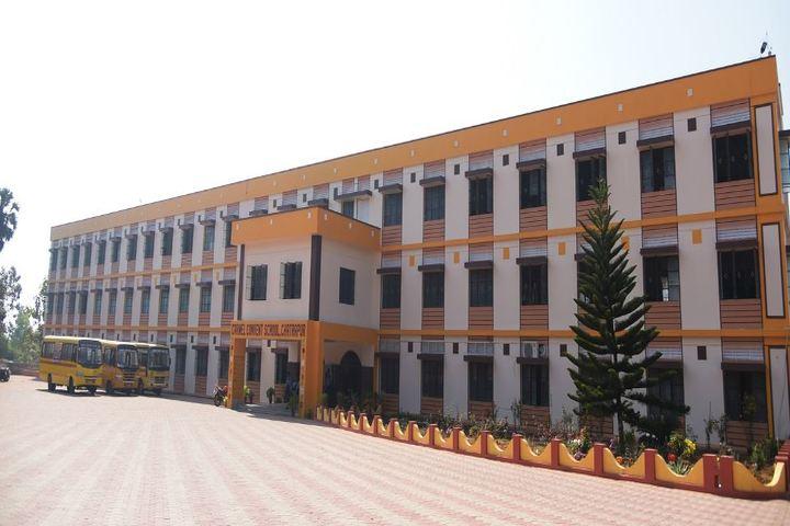 Carmel Convent School-Campus View