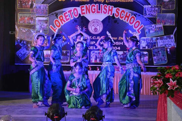 Loreto English School - Dance