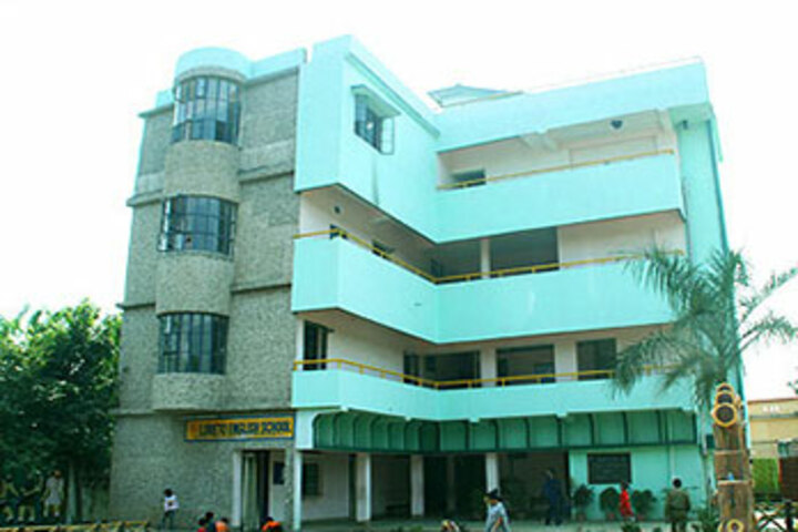 Loreto English School - School Building