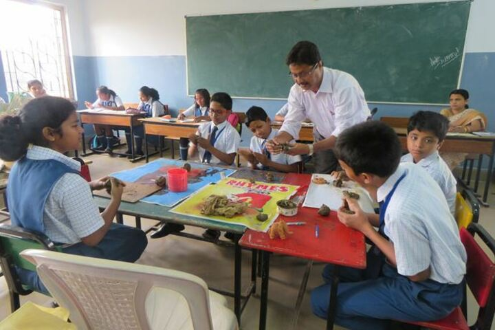 Loyola School-Activity