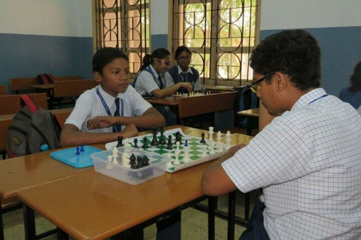 Loyola School-Chess
