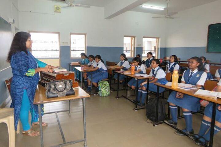 Loyola School-Classroom