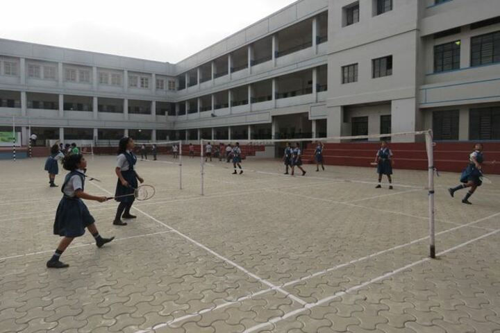 Loyola School-Ground