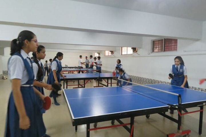 Loyola School-Table Tennis