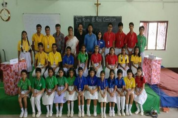 Saint Thomas English School - Quiz Competition