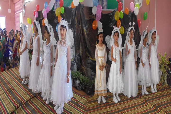Carmel School-Christmas celebrations