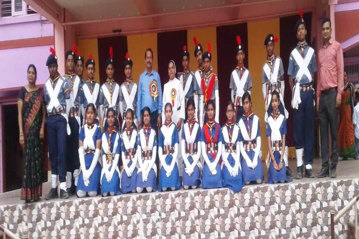 Carmel School - Scouts