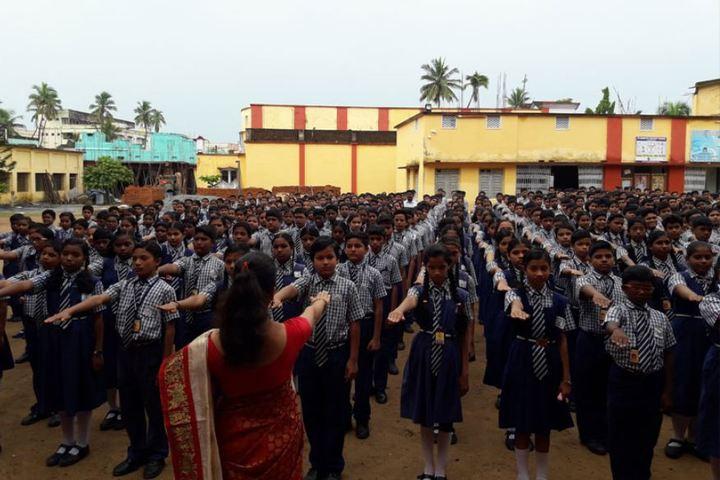 St Josephs Convent School-Assembly