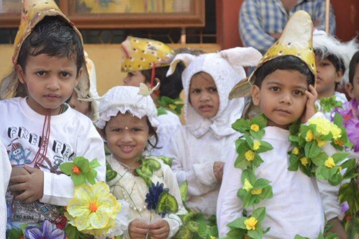 St Josephs Convent School-Fancy Dress