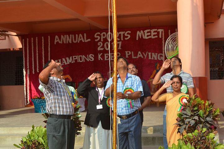 St Josephs Convent School-Sports Meet