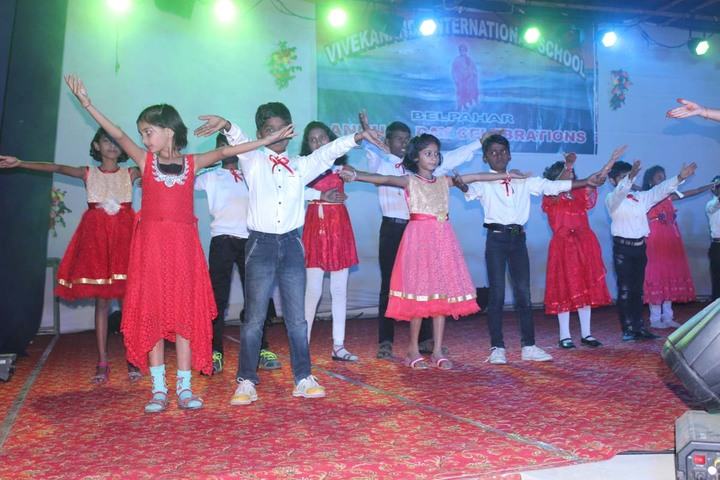 Vivekananda International School-Dance
