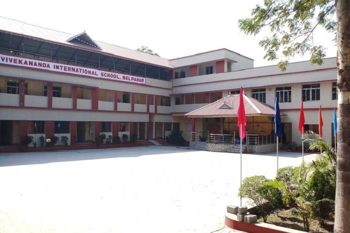 Vivekananda International School-School Building