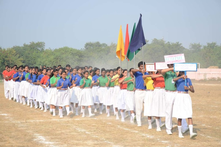Vivekananda International School-Sports