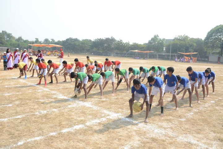 Vivekananda International School-Volley Ball