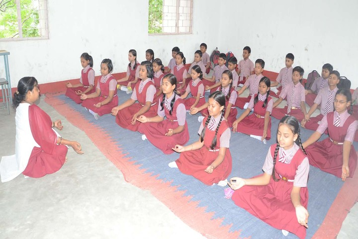 Vivekananda International School-Yoga