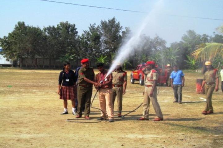 St Johns School - Fire safety