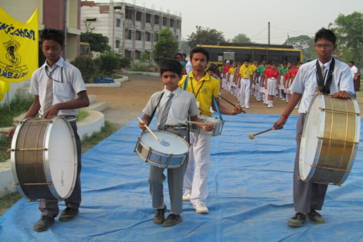 St Johns School - School Band