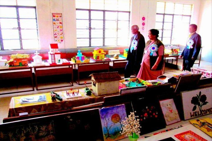 St Johns School - School Exhibition