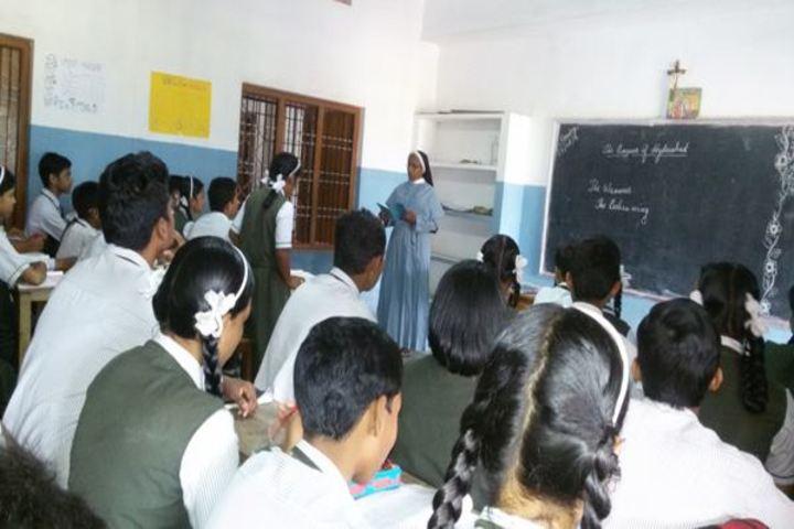 Deepti Convent School - Classroom