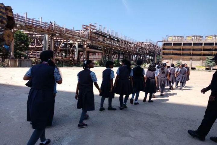 Deepti Convent School - Educational tour