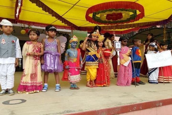 Deepti Convent School - Fancy dress