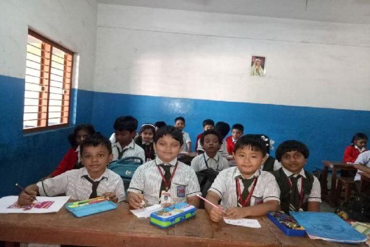 Deepti Convent School - Kindergarten