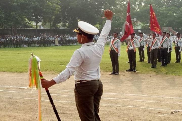 Deepti Convent School - Republic day