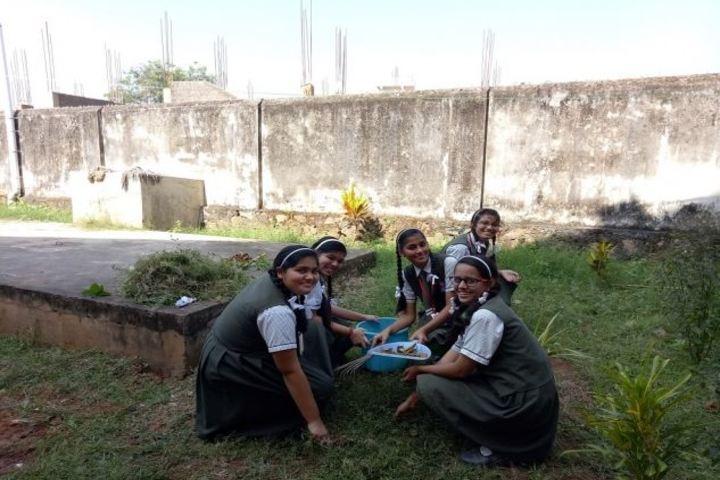 Deepti Convent School - Swachh Bharath