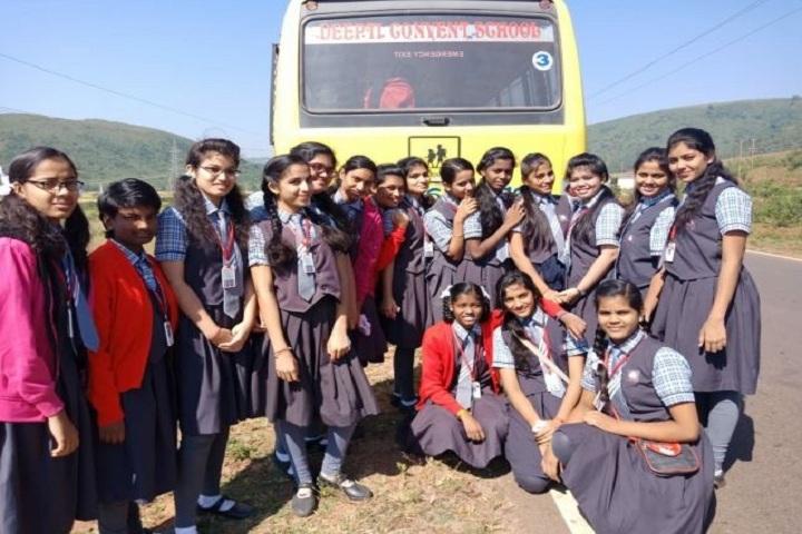 Deepti Convent School - Transport