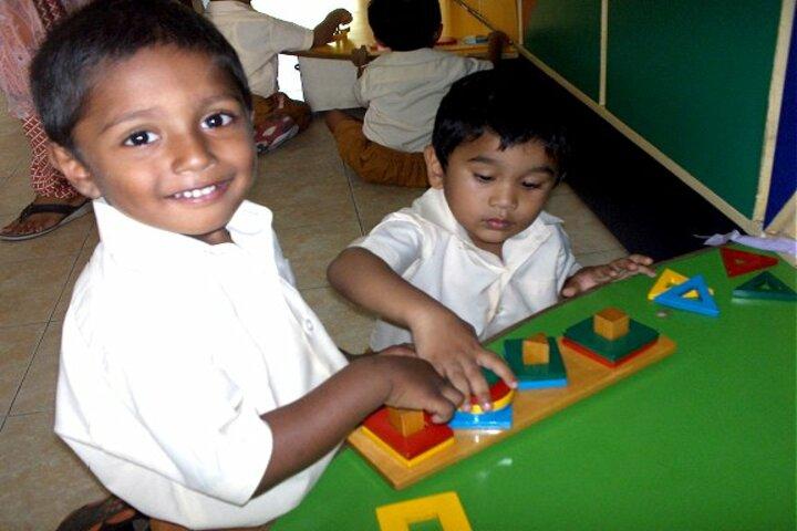 Primrose School-Activity