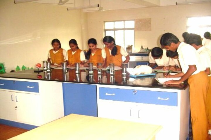 Primrose School-Biology Lab