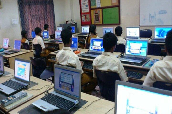 Primrose School-Computer lab